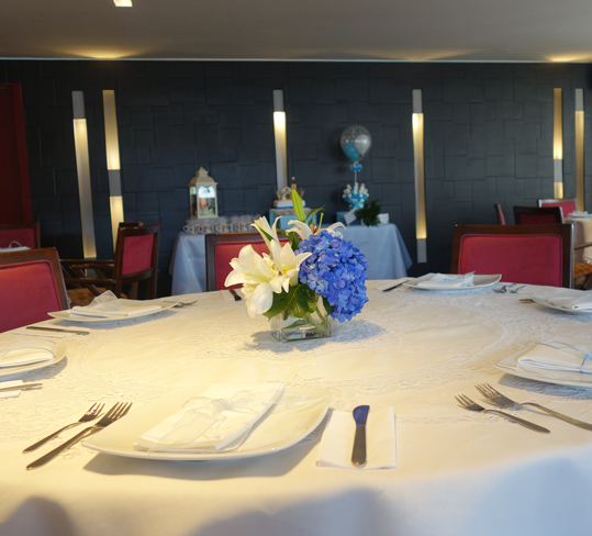 Salón de eventos Castellana 104